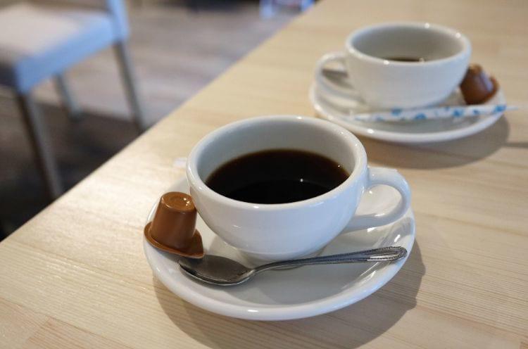キヨ 食後のコーヒー
