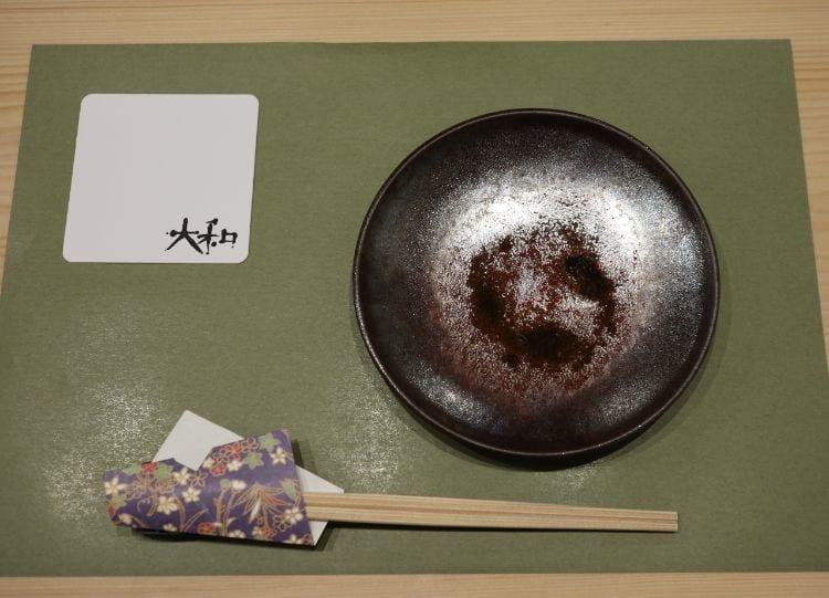大和 お皿とお箸
