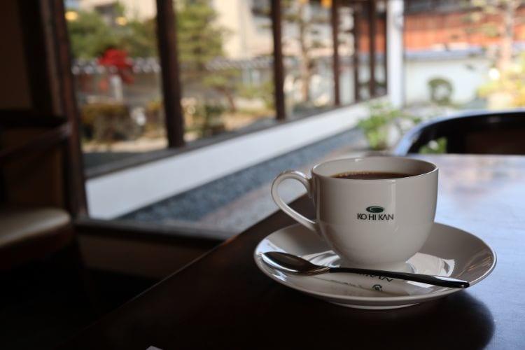 蔵桑原店 コーヒー