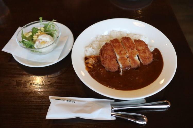 蔵祝谷店 カレー1
