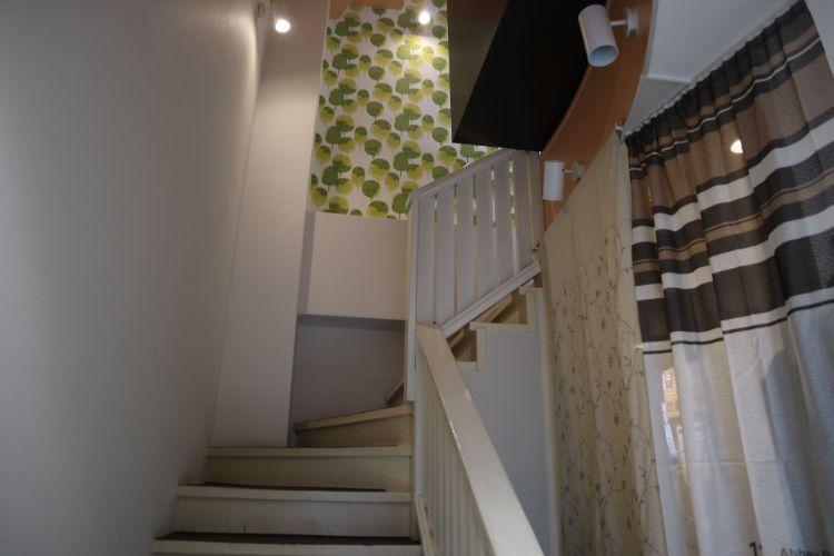 ココチキン 階段