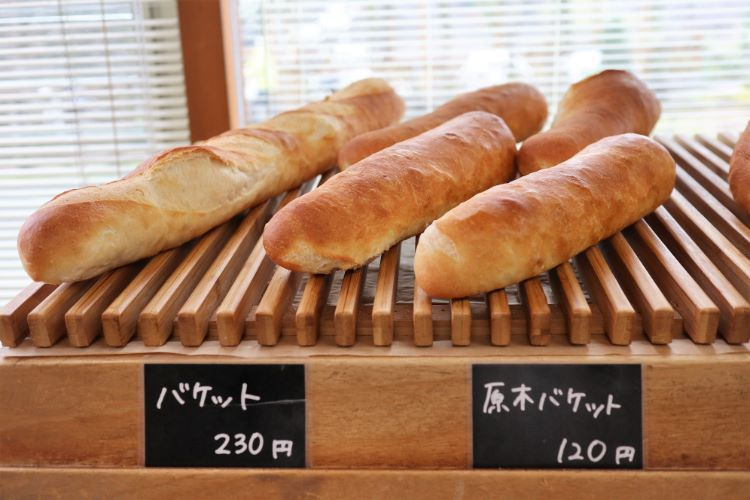 からり パン4
