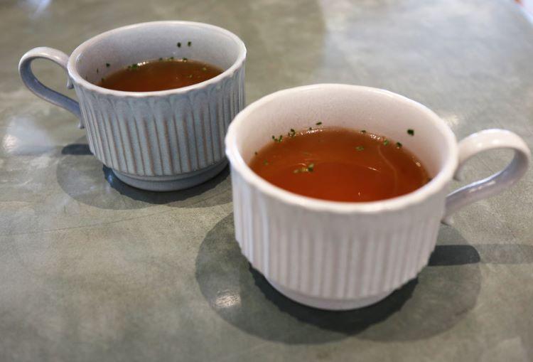 メープルブリック スープ