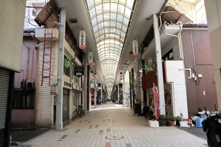 八幡浜商店街