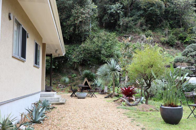 うるすみ 庭1