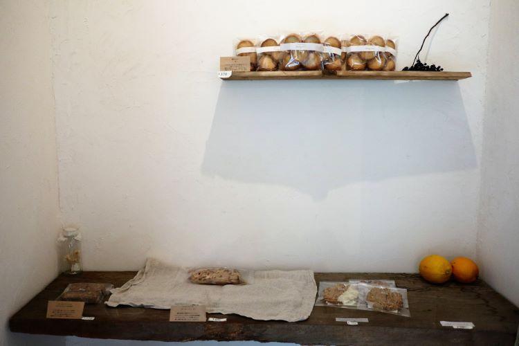 うるすみ 焼き菓子コーナー