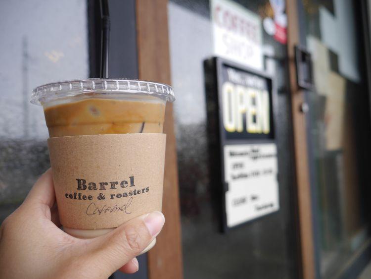 Barrel カフェキャラメル(アイス)