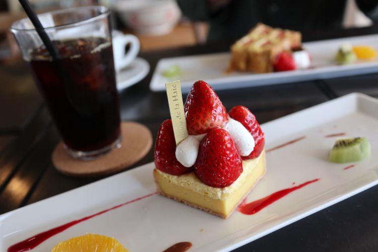ラ・ブランシュ ドラエ ケーキ1