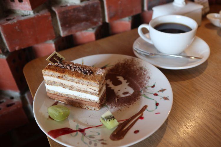 ラ・ブランシュ ドラエ ケーキ5