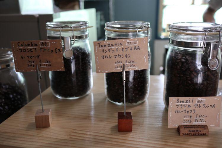 コハクコーヒー コーヒー豆2