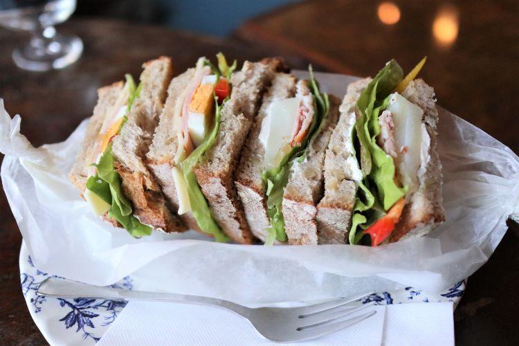 ブリューエン サンドイッチ