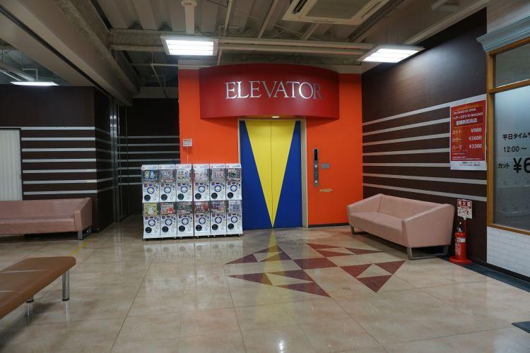 マルナカ エレベーター