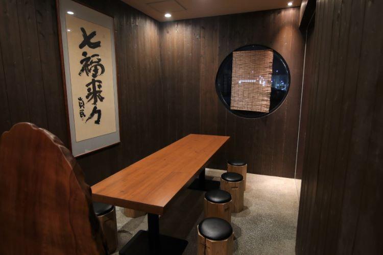 小椋 テーブル席3
