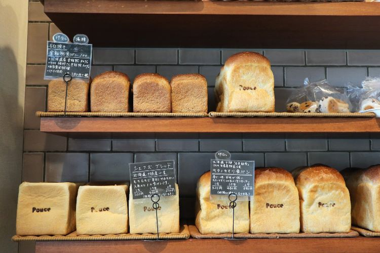 pouce 食パン