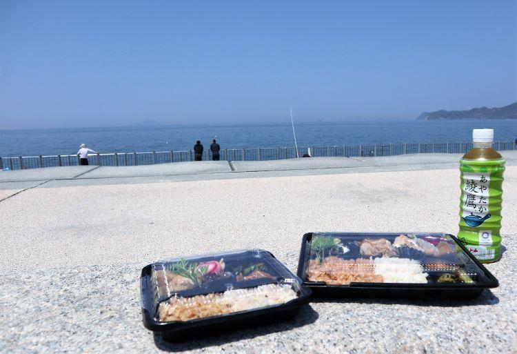 ベジタブル 海とお弁当