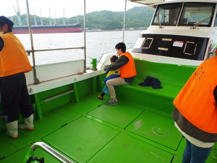 釣り体験3