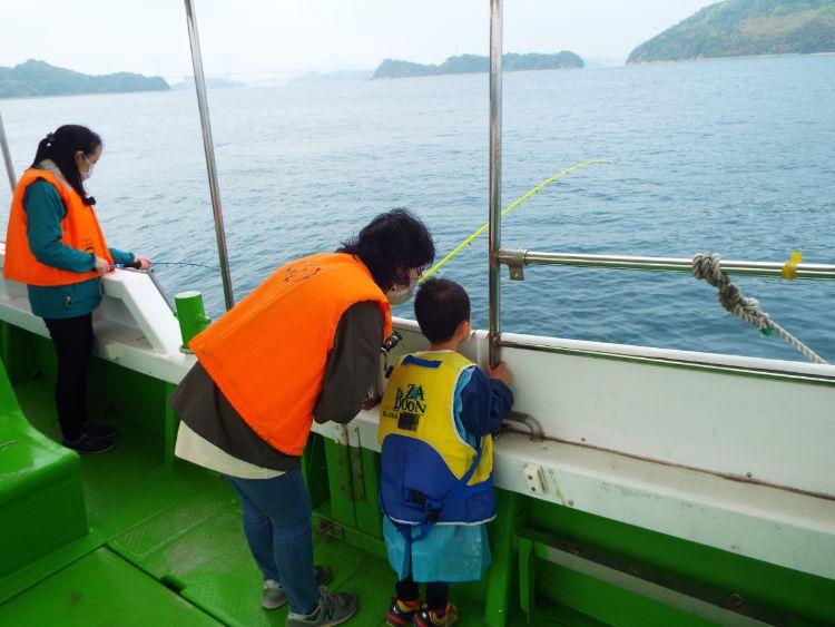 釣り体験2