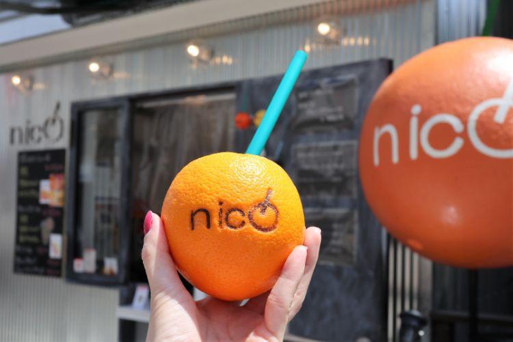 nico まるごとオレンジ3
