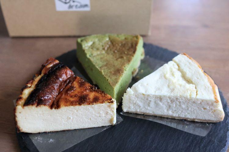 オデヲン 購入したチーズケーキ3