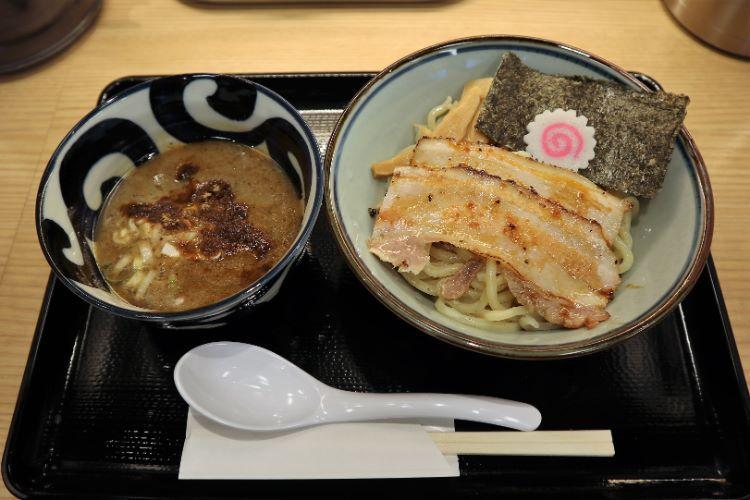 三竹寿 つけ麺1