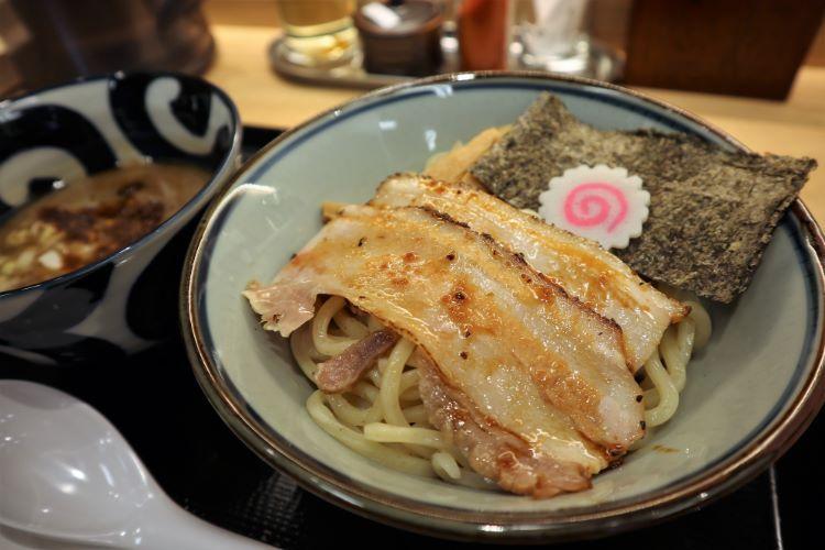 三竹寿 つけ麺3
