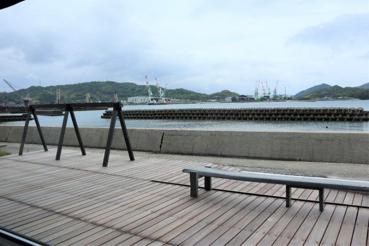 shozan 大島の海