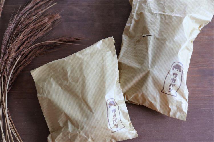 ワカパン 紙袋