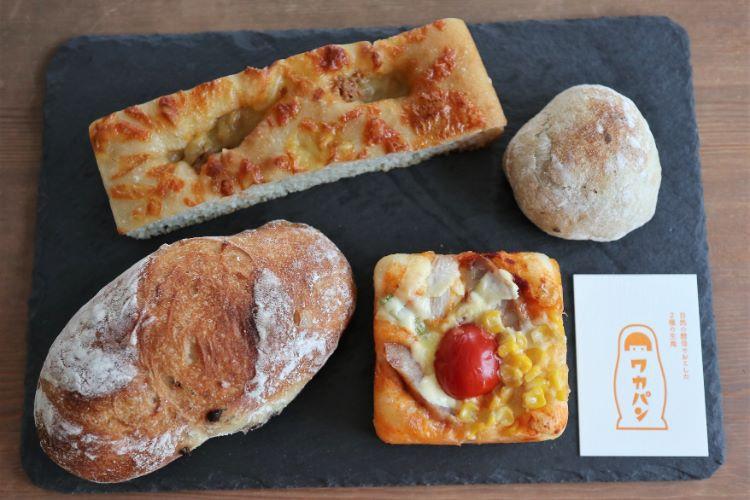 ワカパン 購入したパン1
