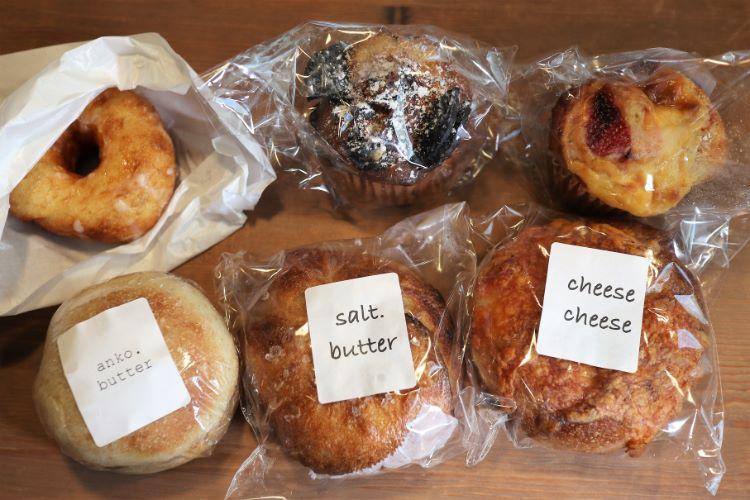 ヤマトヤベイク 購入したパン