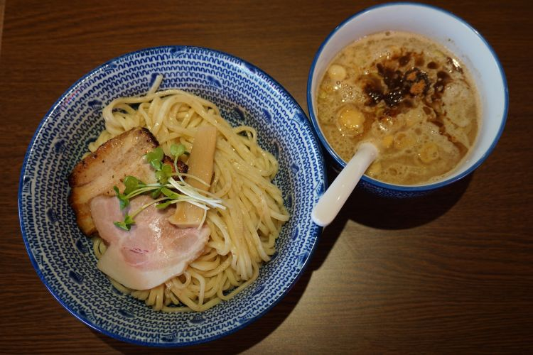 JIN JINつけ麺1