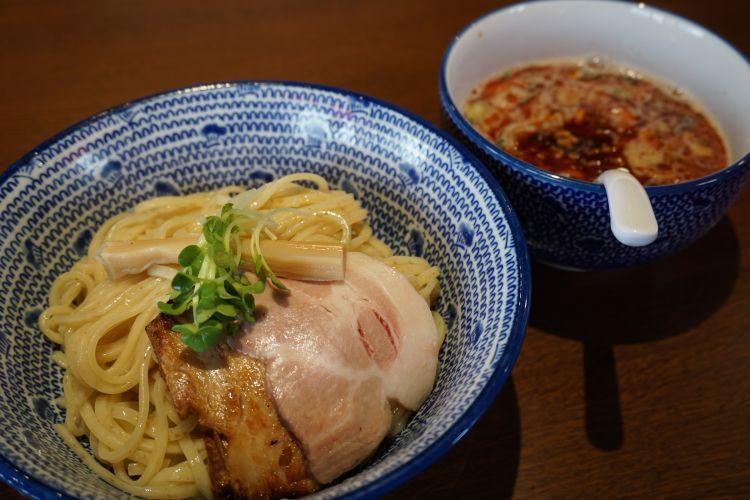 JIN 辛つけ麺1