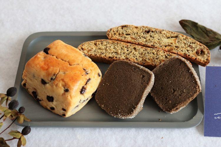 にじとまめ 焼き菓子3種3