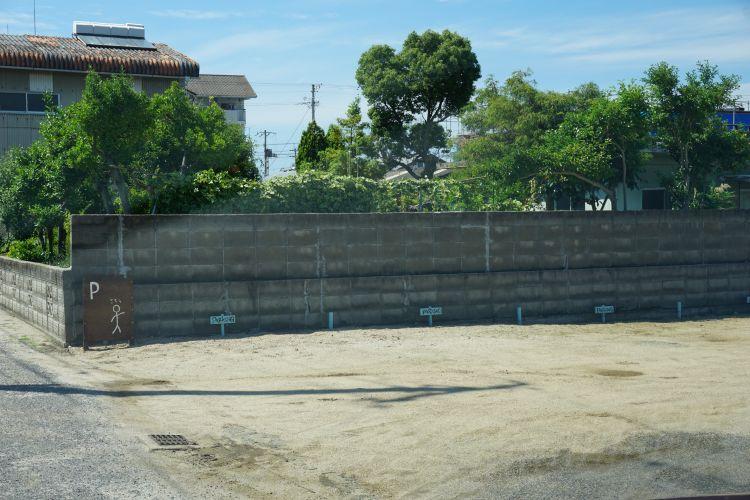 vibo 駐車場1