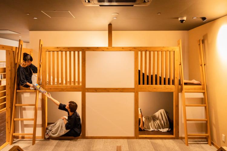 喜助の蒸 半個室使用例