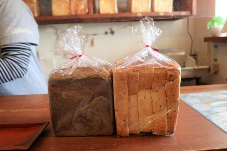 一本堂 購入した食パン1