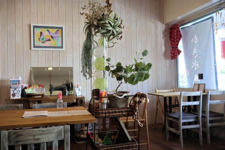 ジョイシェアカフェ 店内2
