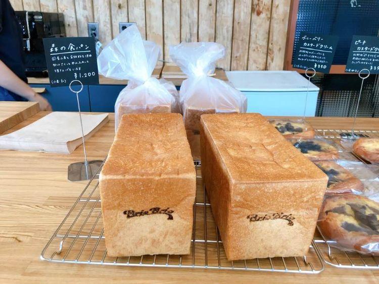 森とパン 食パン