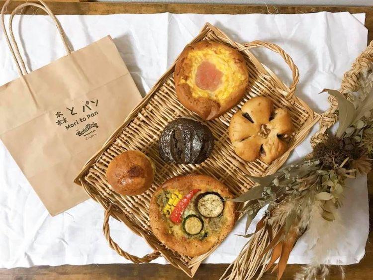 森とパン 購入したパン1