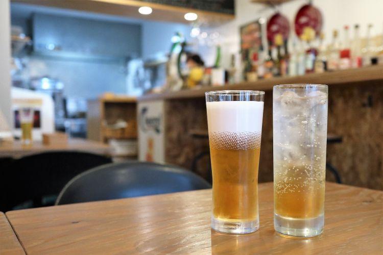 Tre Gattino ノンアルコールビール・ノンアルコールカクテルカシスオレンジ