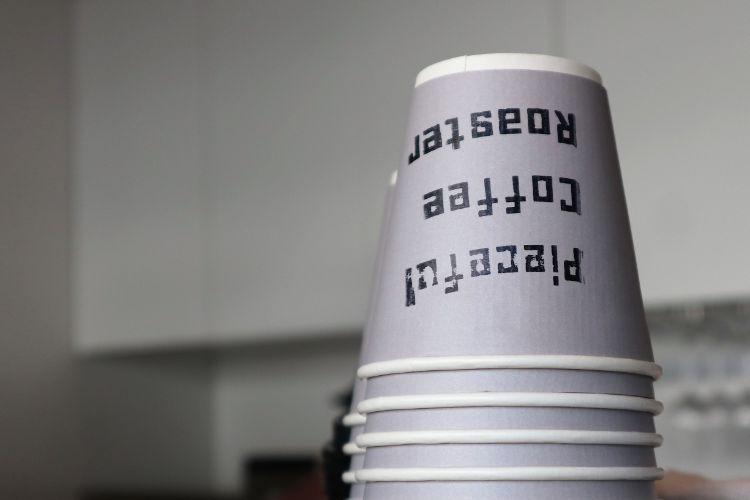 ピースフル オリジナルカップ