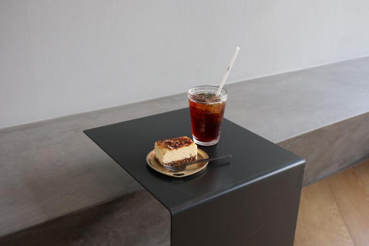 ピースフル コーヒーとチーズケーキ3