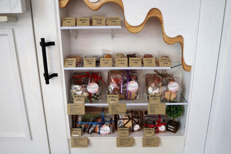 カタオモイ 焼き菓子