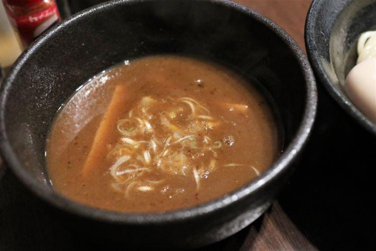 麺や新倉 つけ麺3