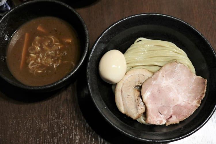 麺や新倉 つけ麺1