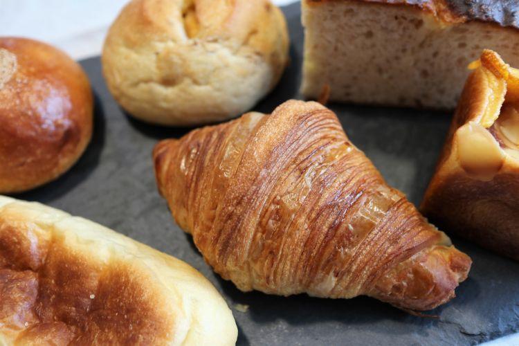 ラポール 購入したパンのアップ1