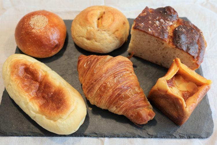 ラポール 購入したパン1