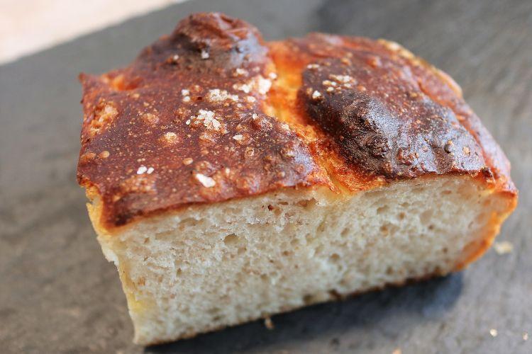 ラポール 購入したパンのアップ3