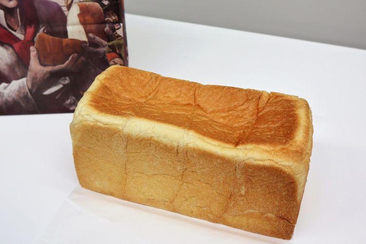 魔法はいらない 食パン