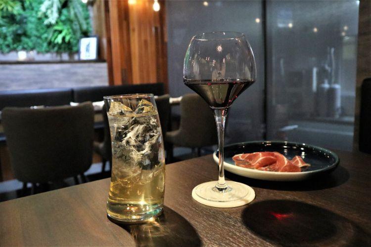 ソラニワガレー 蔵元の梅酒・赤ワイン