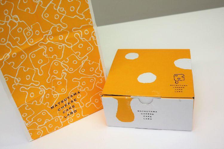 ラボ 紙袋と箱2